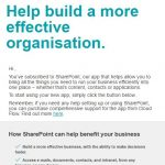 sharepoint-email